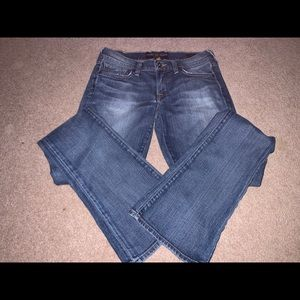 Lucky Brand Jeans Charlie Baby Boot Cut Size 26 2